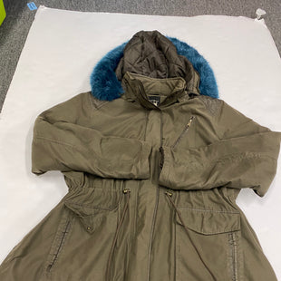 Primary Photo - BRAND: LANE BRYANT STYLE: COAT SHORT COLOR: GREEN SIZE: 2X SKU: 200-200202-2992