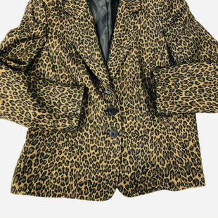 Primary Photo - BRAND: LE SUIT STYLE: BLAZER JACKET COLOR: LEOPARD PRINT SIZE: 12 SKU: 200-200178-25181