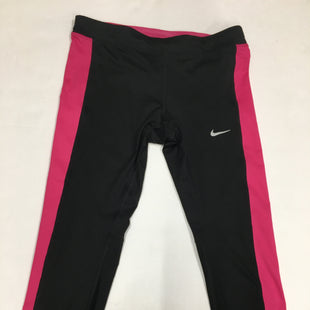 Primary Photo - BRAND: NIKE STYLE: ATHLETIC CAPRIS COLOR: PINKBLACK SIZE: S SKU: 200-200178-25740
