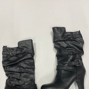 Primary Photo - BRAND: MAURICES STYLE: BOOTS ANKLE COLOR: BLACK SIZE: 8.5 SKU: 200-200202-224