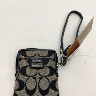 Primary Photo - BRAND: COACH STYLE: WRISTLET COLOR: BLACK SKU: 200-200194-6602