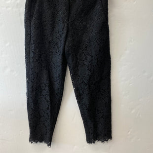 Primary Photo - BRAND: J CREW STYLE: PANTS COLOR: BLACK SIZE: 2 SKU: 200-200178-29936