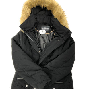 Primary Photo - BRAND: FLEET STREET STYLE: COAT SHORT COLOR: BLACK SIZE: L SKU: 200-200178-26337