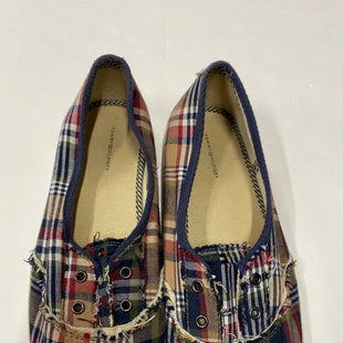 Primary Photo - BRAND: TOMMY HILFIGER STYLE: SHOES FLATS COLOR: PLAID SIZE: 8.5 SKU: 200-200199-6135R