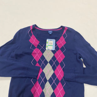 Primary Photo - BRAND: IZOD STYLE: SWEATER LIGHTWEIGHT COLOR: PURPLE SIZE: L SKU: 200-200205-18R