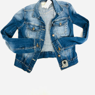Primary Photo - BRAND: JESSICA SIMPSON STYLE: JACKET OUTDOOR COLOR: DENIM SIZE: XXS SKU: 200-200178-16730