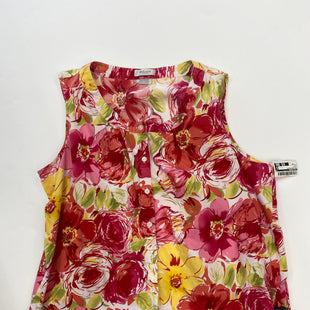 Primary Photo - BRAND: VAN HEUSEN STYLE: TOP SLEEVELESS COLOR: FLORAL SIZE: XXL SKU: 200-200199-18053