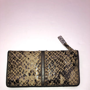 Primary Photo - BRAND: BRIGHTON STYLE: WALLET COLOR: SNAKESKIN PRINT SIZE: MEDIUM SKU: 200-200199-13226