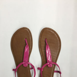 Primary Photo - BRAND: FADED GLORY STYLE: SANDALS FLAT COLOR: PINK SIZE: 10 SKU: 200-200194-8434