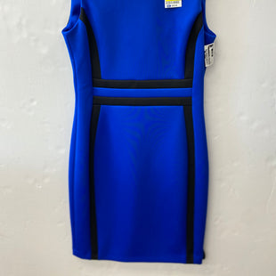 Primary Photo - BRAND: CALVIN KLEIN STYLE: DRESS SHORT SLEEVELESS COLOR: BLUE SIZE: 10 SKU: 200-200202-6156