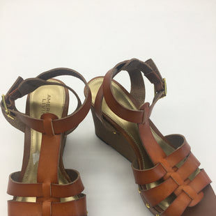 Primary Photo - BRAND: AMERICAN LIVING STYLE: SANDALS HIGH COLOR: BROWN SIZE: 8 SKU: 200-200197-34317