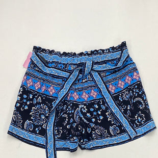 Primary Photo - BRAND: LOFT STYLE: SHORTS COLOR: BLUE WHITE SIZE: XXS OTHER INFO: PETITE SKU: 200-200178-30070