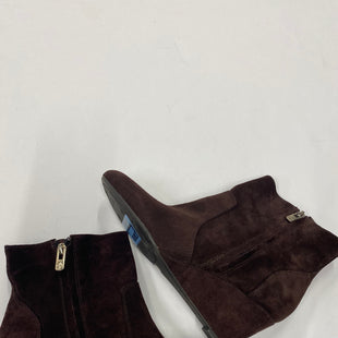 Primary Photo - BRAND: ANTONIO MELANI STYLE: BOOTS ANKLE COLOR: BROWN SIZE: 8.5 SKU: 200-200199-12999