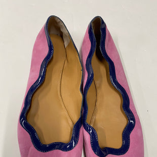 Primary Photo - BRAND: J CREW STYLE: SHOES FLATS COLOR: PINK SIZE: 10 SKU: 200-200192-5164