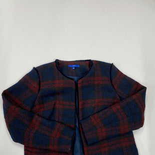 Primary Photo - BRAND: APT 9 STYLE: BLAZER JACKET COLOR: RED BLUE SIZE: L SKU: 200-200197-3963