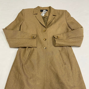 Primary Photo - BRAND:    CLOTHES MENTOR STYLE: COAT LONG COLOR: KHAKI SIZE: M SKU: 200-200199-12003