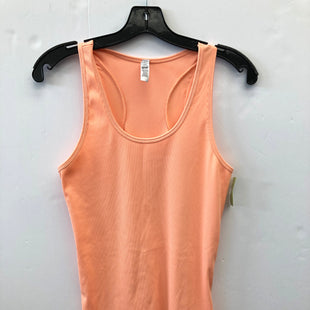 Primary Photo - BRAND: UNDER ARMOUR STYLE: ATHLETIC TANK TOP COLOR: ORANGE SIZE: XL SKU: 200-200199-19641