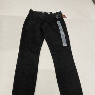 Primary Photo - BRAND: OLD NAVY STYLE: LEGGINGS COLOR: CHARCOAL SIZE: XS SKU: 200-200178-26240