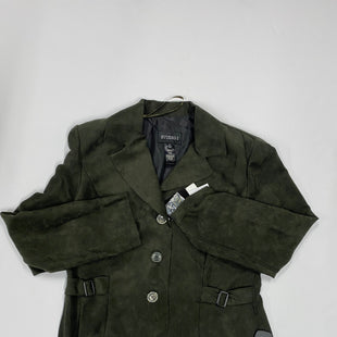 Primary Photo - BRAND: STUDIO 1 STYLE: BLAZER JACKET COLOR: OLIVE SIZE: 14 SKU: 200-200199-6250
