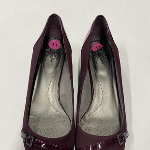 Primary Photo - BRAND: LIFE STRIDE STYLE: SHOES FLATS COLOR: MAROON SIZE: 11 SKU: 200-200178-21550