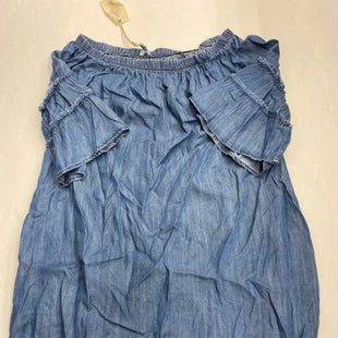 Primary Photo - BRAND: EASEL STYLE: DRESS SHORT LONG SLEEVE COLOR: DENIM SIZE: M SKU: 200-200178-24556