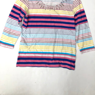 Primary Photo - BRAND: HEARTS OF PALM STYLE: TOP LONG SLEEVE COLOR: STRIPED SIZE: M SKU: 200-200202-644