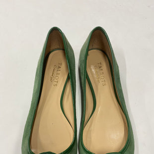 Primary Photo - BRAND: TALBOTS STYLE: SHOES FLATS COLOR: GREEN SIZE: 6.5 SKU: 200-200197-33217
