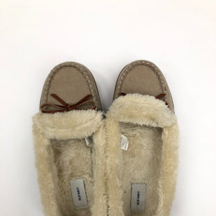 Primary Photo - BRAND: OLD NAVY STYLE: SHOES FLATS COLOR: TAN SIZE: 6 SKU: 200-200199-13484