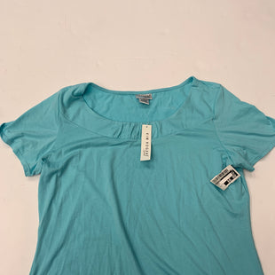 Primary Photo - BRAND: KIM ROGERS STYLE: TOP SHORT SLEEVE COLOR: BLUE SIZE: L SKU: 200-200199-5681