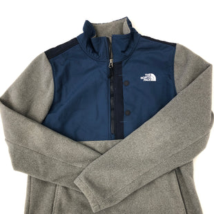 Primary Photo - BRAND: NORTHFACE STYLE: FLEECE COLOR: GREY SIZE: L OTHER INFO: BLUE SKU: 200-200178-26499