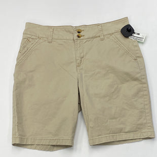 Primary Photo - BRAND: LEE STYLE: SHORTS COLOR: KHAKI SIZE: 8 SKU: 200-200199-19895