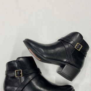 Photo #2 - BRAND: LONDON FOG STYLE: BOOTS ANKLE COLOR: BLACK SIZE: 7 SKU: 200-200202-3946