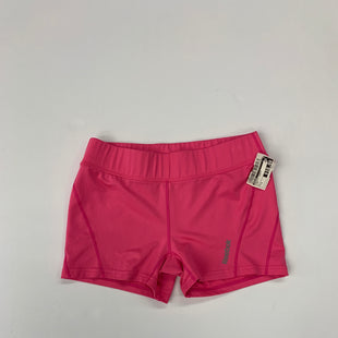 Primary Photo - BRAND: REEBOK STYLE: ATHLETIC SHORTS COLOR: PINK SIZE: S SKU: 200-200168-3745
