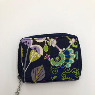 Primary Photo - BRAND: VERA BRADLEY STYLE: WALLET COLOR: BLUE SIZE: SMALL SKU: 200-200178-27307