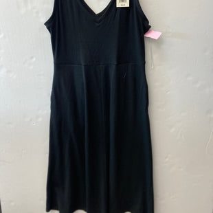 Primary Photo - BRAND: A NEW DAY STYLE: DRESS SHORT SLEEVELESS COLOR: BLACK SIZE: L SKU: 200-200178-29950