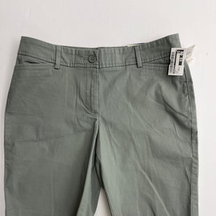 Primary Photo - BRAND: TALBOTS O STYLE: SHORTS COLOR: GREY SIZE: 8PETITE SKU: 200-200199-18348