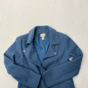 Primary Photo - BRAND: CHICOS STYLE: BLAZER JACKET COLOR: BLUE SIZE: S SKU: 200-200199-13147