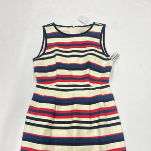 Primary Photo - BRAND: J CREW O STYLE: DRESS SHORT SLEEVELESS COLOR: STRIPED SIZE: 4 SKU: 200-200178-24392