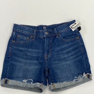 Primary Photo - BRAND: GAP STYLE: SHORTS COLOR: DENIM SIZE: 4 SKU: 200-200199-19996