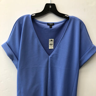 Primary Photo - BRAND: EXPRESS O STYLE: TOP SHORT SLEEVE COLOR: PURPLE SIZE: XL SKU: 200-200178-28263