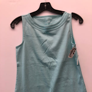 Primary Photo - BRAND: TALBOTS O STYLE: TANK TOP COLOR: BABY BLUE SIZE: PETITE  MEDIUM SKU: 200-200178-27296