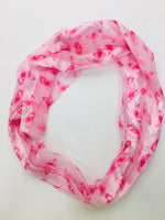 Primary Photo - BRAND:    CLOTHES MENTOR<BR>STYLE: SCARF<BR>COLOR: PINK<BR>SKU: 200-200178-12972