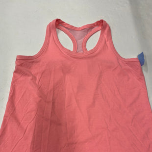 Primary Photo - BRAND:    CLOTHES MENTOR STYLE: ATHLETIC TANK TOP COLOR: PINK SIZE: XXL SKU: 200-200199-12610