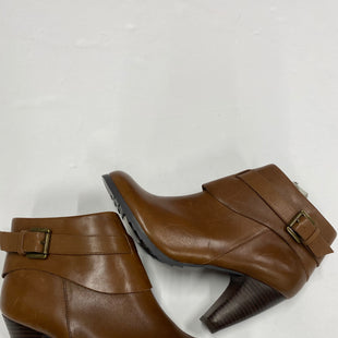 Photo #3 - BRAND: COACH AND FOUR STYLE: BOOTS ANKLE COLOR: BROWN SIZE: 7.5 SKU: 200-200178-18194