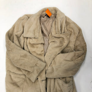 Primary Photo - BRAND: ROMANS STYLE: JACKET OUTDOOR COLOR: BROWN SIZE: 2X SKU: 200-200199-16458
