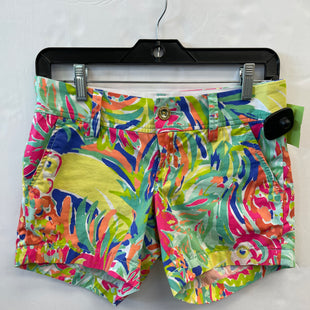 Primary Photo - BRAND: LILLY PULITZER STYLE: SHORTS COLOR: MULTI SIZE: 0 OTHER INFO: DOUBLE 00 SKU: 200-200199-19225