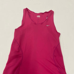 Primary Photo - BRAND: NIKE STYLE: ATHLETIC TANK TOP COLOR: PINK SIZE: S SKU: 200-200178-17211