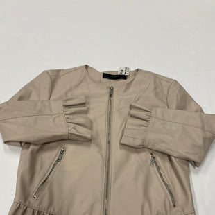 Primary Photo - BRAND: ZARA BASIC STYLE: JACKET OUTDOOR COLOR: PINK SIZE: L SKU: 200-200204-424