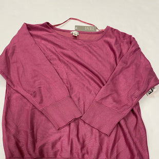 Primary Photo - BRAND: SPENSE STYLE: SWEATER LIGHTWEIGHT COLOR: PINK SIZE: L SKU: 200-200178-25823