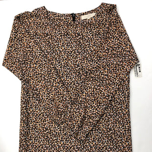 Primary Photo - BRAND: LOFT STYLE: DRESS LONG LONG SLEEVE COLOR: ANIMAL PRINT SIZE: S SKU: 200-200199-514